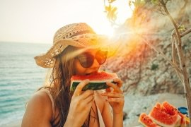 Summer Vacation & Diet: How to Eat Healthy While Traveling